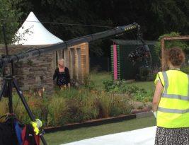Inspired London Garden Design Wins RHS Gold Medal