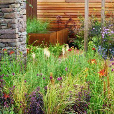 inspired london garden design