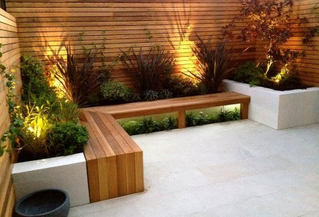 great ideas for garden seating