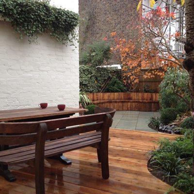 Urban Garden Design Chiswick