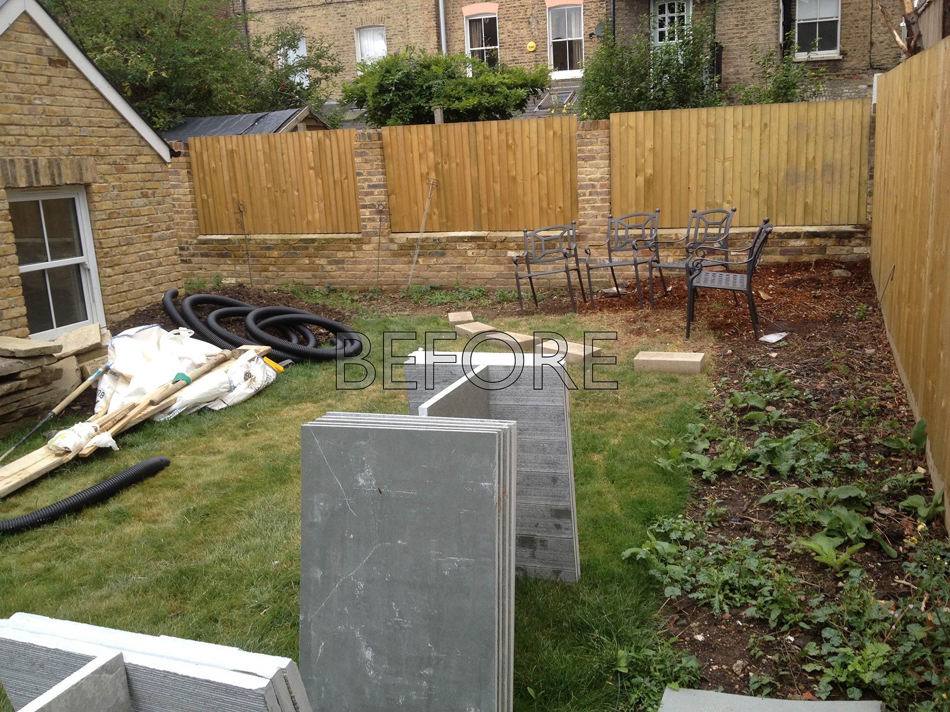 Adventurous garden design east dulwich london garden design for Garden design east london