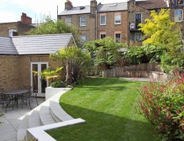 Adventurous Garden Design East Dulwich