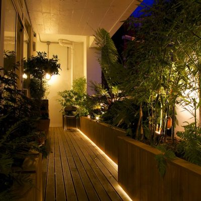 Balcony Garden Design Farringdon