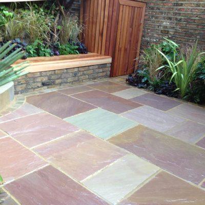 Courtyard Garden Design Kensington