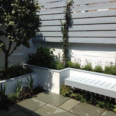 Small Garden Design Battersea