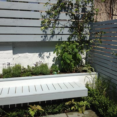 Small Garden Design Battersea