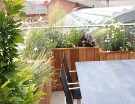 Roof Garden Design Covent Garden